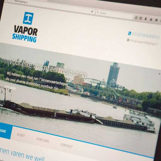 Website Vapor Shipping